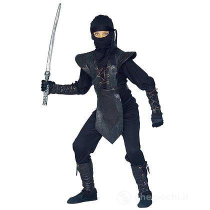 Costume Guerriero Ninja Master 8-10 Anni