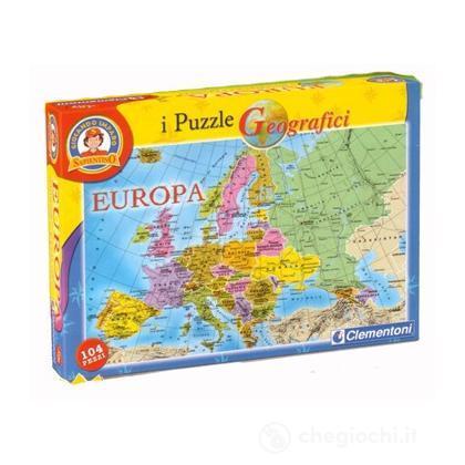 Sapientino Puzzle Europa