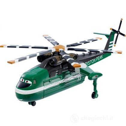 Windlifter - Planes Protagonisti Fire And Rescue Deluxe (BDB97)