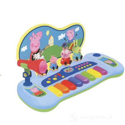 Pianola Con Microfono Peppa Pig (GG00800)