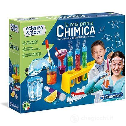 La Mia La Prima La Prima Mia Chimica12800Clementoni Chimica12800Clementoni Rc5Aq3jLS4