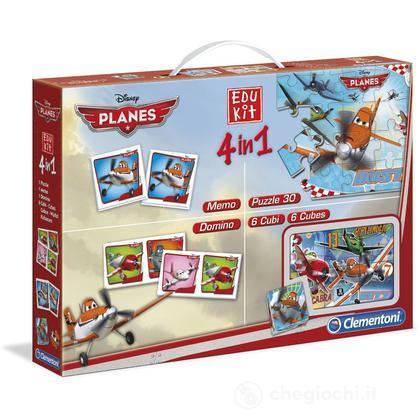 Edu Kit 4 In 1 Planes (13800)
