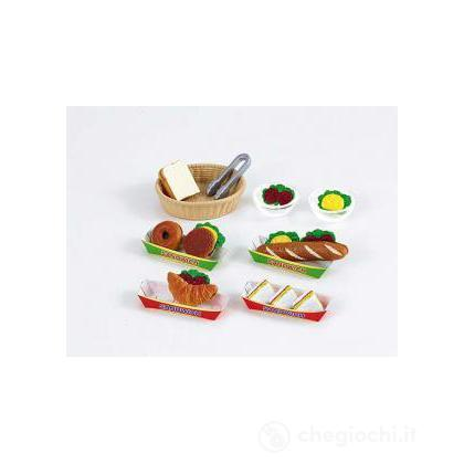 Set sandwich e brioche