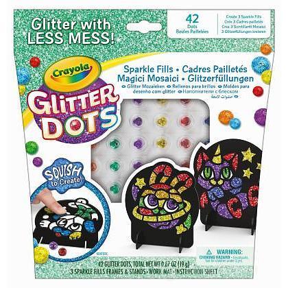 Glitter Dots Magici mosaici (04-0801)