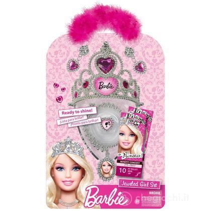 Barbie Set Magici Gioielli con Diadema