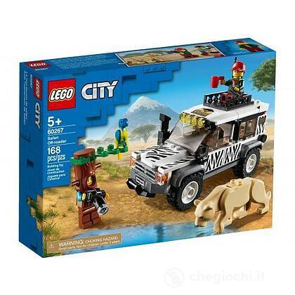 Fuoristrada da safari - Lego City (60267)