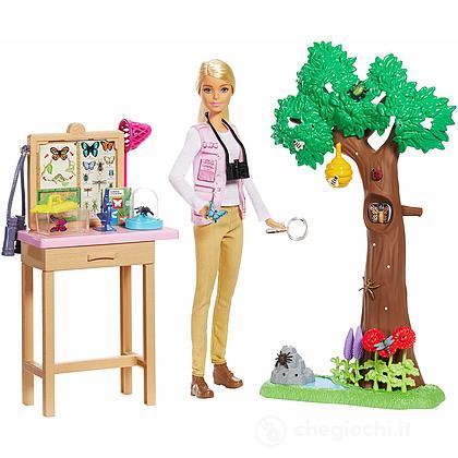 Barbie Entomologa National Geographic (GDM49)