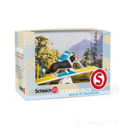 Scenery Pack Agility Dog (41803)
