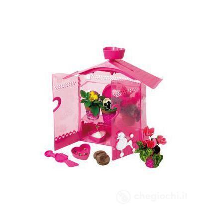 Barbie giardino fiorito