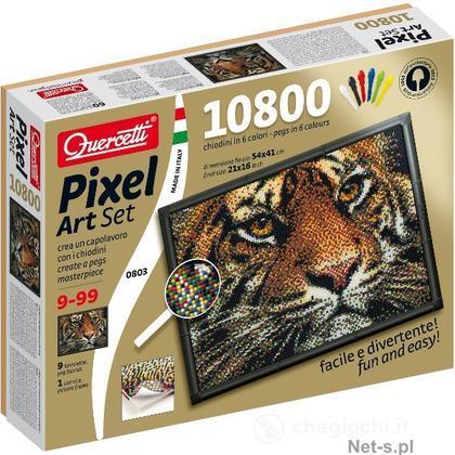Pixel Art Set - 10800 - Tigre (0803)