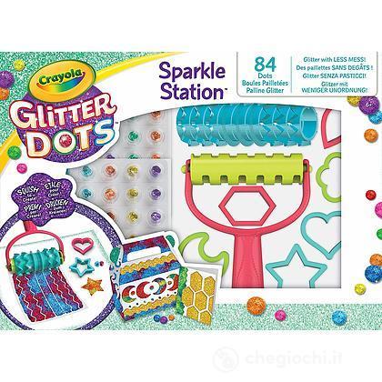 Glitter Dots Sparkle Station (04-0804)