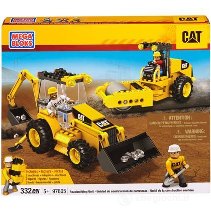 Cat Roadbuilding Unit  (97805U)