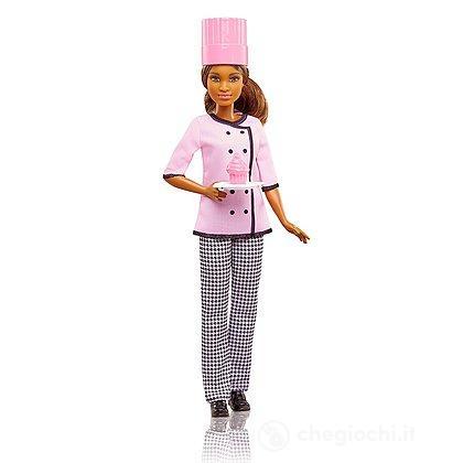 Barbie I Can Be Pasticcera (DVF54)