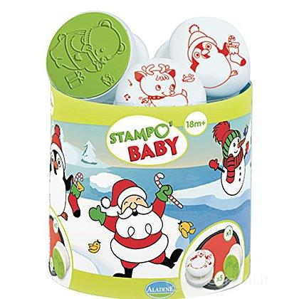 Stampo baby Natale! (ALD-B05)