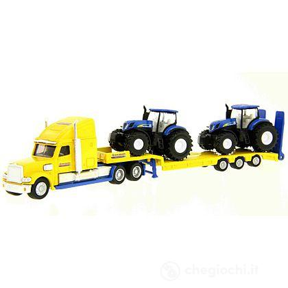 Camion+2 Trattori New Holland 1:87 (1805)