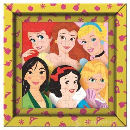 Puzzle 60 Frame Me Up Princess