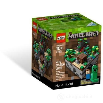 Minecraft - Lego Minecraft (21102)