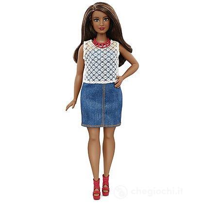 Barbie Fashionistas curvy (DPX68)