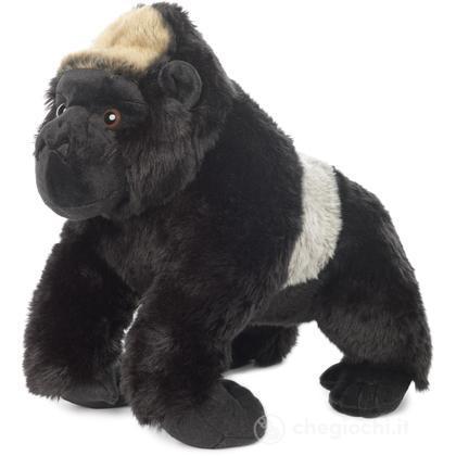 Gorilla schiena argento medio