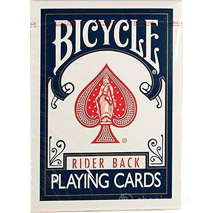 Carte Poker Bicycle Gaff 807 Classic Tuck Rider Back Standard Index