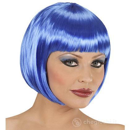 Parrucca Chanel Blu