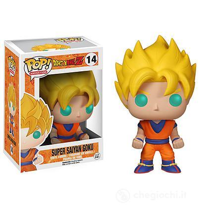 Dragon Ball - Goku Super Sayan I (3807)