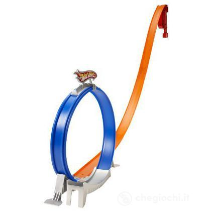 Hot Wheels piste acrobatiche - Loop & Jump (R6508)