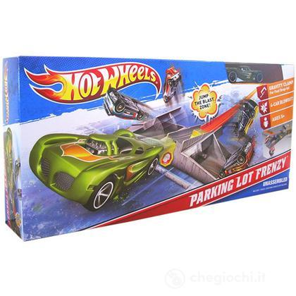 Hot Wheels piste acrobatiche - Parking Lot Frenzy (V4528)