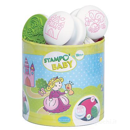 Stampo Baby - Principesse