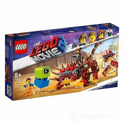 Ultrakatty e Lucy guerriera! - Lego Movie 2 (70827)