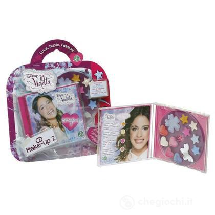 Violetta Make Up CD 2 (NCR02311)