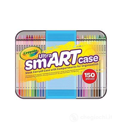 Valigetta pennarelli SmART Case (04-6810)