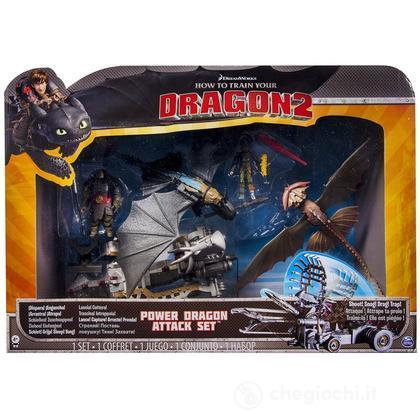 Set Battaglia Dragon Trainer