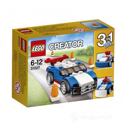 Auto da corsa blu - Lego Creator (31027)