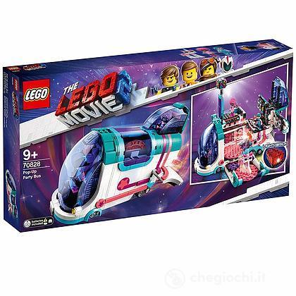 Pop 270828Set Party Bus Movie Il Up Lego Costruzioni OlkPZwuTXi