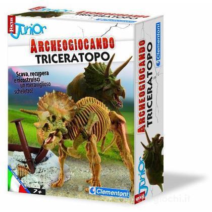 Archeogiocando - Triceratopo (13810)