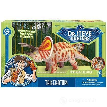 Dinosauro Triceratops