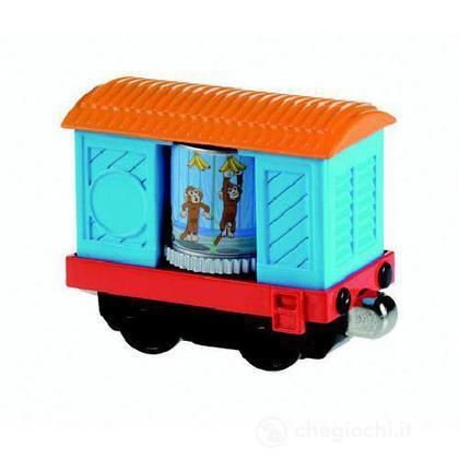 Vagone delle scimmie del circo di Sodor - Vagoni di Thomas ( W3480