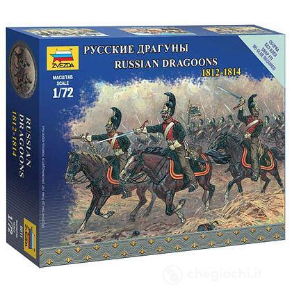 Soldati dragoni russi 1/72 (6811)