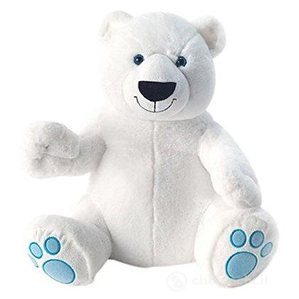 Peluche Orso Polare Seduto