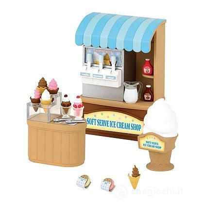Bancarella del gelato (personaggi escl) (2811)