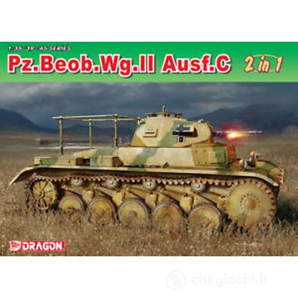 Carro Armato PZ. BEOB WG.II AUSF A-C 1/35 (DR6812)