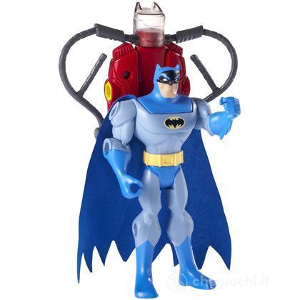Batman Total Armor deluxe - Batman con jet pack (V8408)