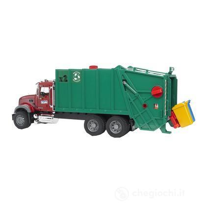 Camion della spazzatura MACK (2812)