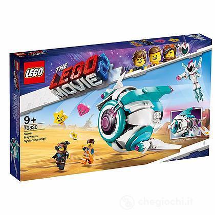 L'astronave Sorellare di Dolce Sconquasso! - Lego Movie 2 (70830)