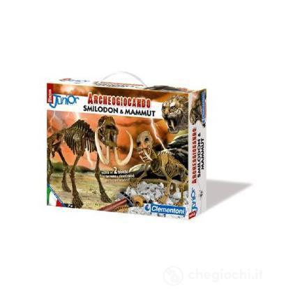 Focus Junior - Smilodon e Mammuth
