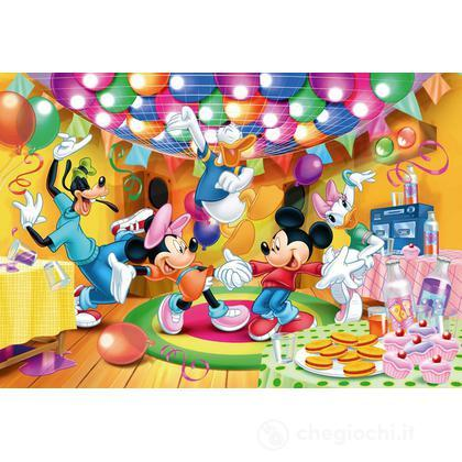 Puzzle 60 pezzi il party di Topolino (26812)