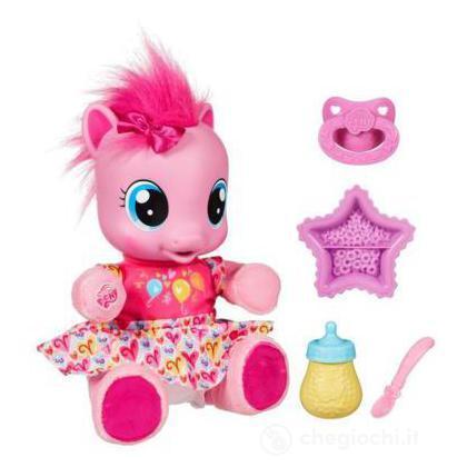 Pinkie Pie dolci passeggiate
