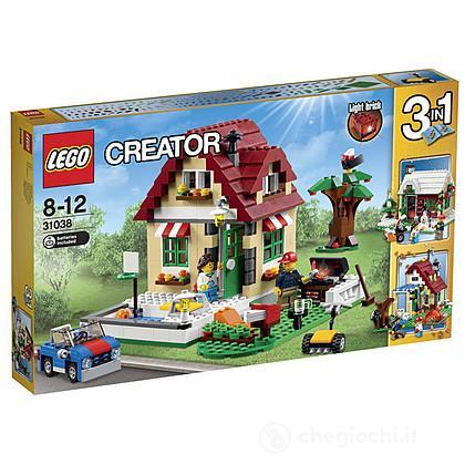 Le 4 stagioni - Lego Creator (31038)