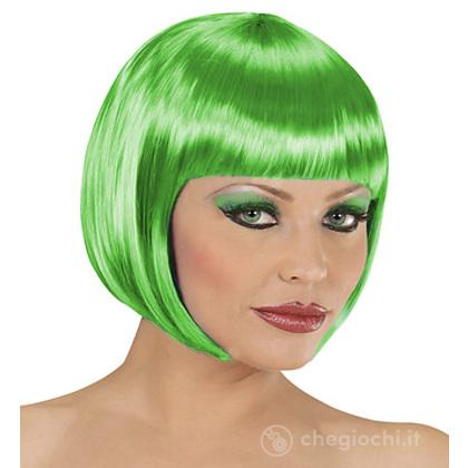 Parrucca Chanel Verde